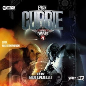 HAYDEN WAR T.4 ZEW WALHALLI AUDIOBOOK, EVAN CURRIE